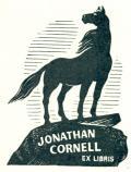 JONATHAN CORNELL EX LIBRIS (odkaz v elektronickém katalogu)