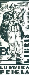 EX LIBRIS LUDWIKA FEIGLA (odkaz v elektronickém katalogu)