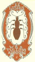 EX LIBRIS W.B.E. TULLING ARNHEM (odkaz v elektronickém katalogu)