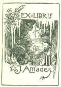EX=LIBRIS J. Amades (odkaz v elektronickém katalogu)