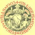 EX-LIBRIS EDUARD PUIG Y VALLS (odkaz v elektronickém katalogu)