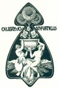 EX-LIBRIS JOAN FURNEUS (odkaz v elektronickém katalogu)