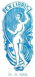 EX LIBRIS Dr. N. IGNA (odkaz v elektronickém katalogu)