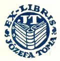 EX-LIBRIS JÓZEFA TOMA (odkaz v elektronickém katalogu)