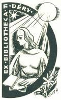 EX BIBLIOTHECA E. DÉRY (odkaz v elektronickém katalogu)