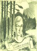 EX LIBRIS SCHÄFFER ANDOR (odkaz v elektronickém katalogu)
