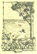 EX LIBRIS E.G. BOREHAM (odkaz v elektronickém katalogu)