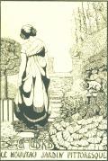 EX LIBRIS LE NOUVEAU JARDIN PITTORESQUE (odkaz v elektronickém katalogu)