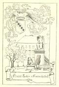 EX LIBRIS Eduard Sochor v Friedrichsthal (odkaz v elektronickém katalogu)