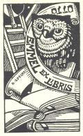 OTTO EMMEL EX LIBRIS (odkaz v elektronickém katalogu)
