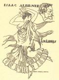 ISAAC ALBENIZ Ex-LIBRIS (odkaz v elektronickém katalogu)