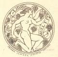 EX-LIBRIS SAMUEL T. SHAW (odkaz v elektronickém katalogu)
