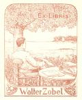 Ex Libris Walter Zobel (odkaz v elektronickém katalogu)