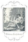 Ex libris Růžena Čecháková (odkaz v elektronickém katalogu)