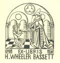 EX- LIBRIS H.WHEELER BASSETT (odkaz v elektronickém katalogu)