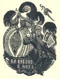 EX-LIBRIS L. NOËL (odkaz v elektronickém katalogu)