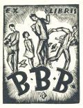 EX LIBRIS BBB (odkaz v elektronickém katalogu)