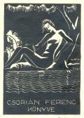 CSÓRIÁN FERENC KÖNYVE (odkaz v elektronickém katalogu)