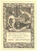 Exlibris herman Brühlmeyer (odkaz v elektronickém katalogu)