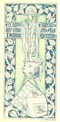 Ex Libris Edmondes Robert Dommi (odkaz v elektronickém katalogu)