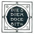 DIES DIEM DOCE BIT N.S. (odkaz v elektronickém katalogu)