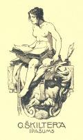 G. ŠKILTERA IPAŠUMS (odkaz v elektronickém katalogu)