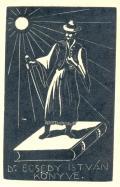 Dr. ECSEDY ISTVÁN KÖNYVE (odkaz v elektronickém katalogu)