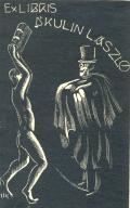 ExLIBRIS Dr.KULIN LÁSZLÓ (odkaz v elektronickém katalogu)