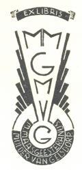 EX LIBRIS MMGMV (odkaz v elektronickém katalogu)