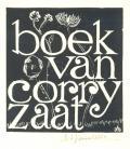 boek van corry zaat (odkaz v elektronickém katalogu)
