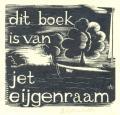 dit boek is van jet eijgenraam (odkaz v elektronickém katalogu)
