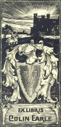 EX LIBRIS COLIN EARLE (odkaz v elektronickém katalogu)