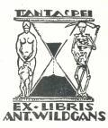 EX-LIBRIS ANT. WILDGANS (odkaz v elektronickém katalogu)