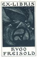 EX-LIBRIS HUGO FREISOLD (odkaz v elektronickém katalogu)