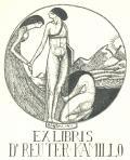 EX LIBRIS Dr. REUTER KAMILLO (odkaz v elektronickém katalogu)