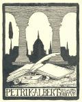 PETRIK ALBERT KÖNYVE (odkaz v elektronickém katalogu)