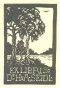 EX LIBRIS Dr. H. u A. SEIDL (odkaz v elektronickém katalogu)