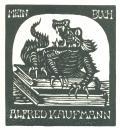 MEIN BUCH ALFRED KAUFMANN (odkaz v elektronickém katalogu)