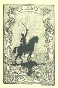 EX LIBRIS ANTON BUDENSTEIN (odkaz v elektronickém katalogu)