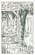 Ex Libris EMMA ALEXANDER (odkaz v elektronickém katalogu)