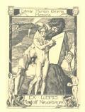 EX LIBRIS Rudolf Neugebauer (odkaz v elektronickém katalogu)