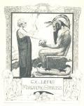 EX-LIBRIS MARGARETHE STRAUSS (odkaz v elektronickém katalogu)