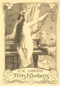 EX LIBRIS Fritz Kleeberg (odkaz v elektronickém katalogu)