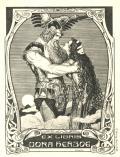 EX LIBRIS DORA HERZOG (odkaz v elektronickém katalogu)
