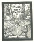 EX-LIBRIS OTTO C.AHL.BORN (odkaz v elektronickém katalogu)