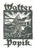 Walter Popik (odkaz v elektronickém katalogu)