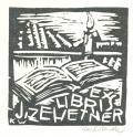 EX LIBRIS J.ZEHETNER (odkaz v elektronickém katalogu)
