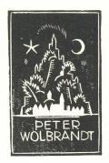 PETER WOLBRANDT (odkaz v elektronickém katalogu)