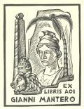 EX LIBRIS AOI GIANNI MANTERO (odkaz v elektronickém katalogu)