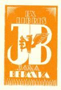 EX LIBRIS JANA BERÁNKA (odkaz v elektronickém katalogu)